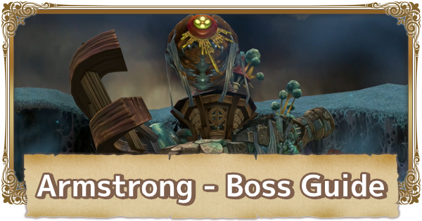 Armstrong - Boss Guide & Tips | FFCC (Final Fantasy Crystal Chronicles Remastered) - GameWith