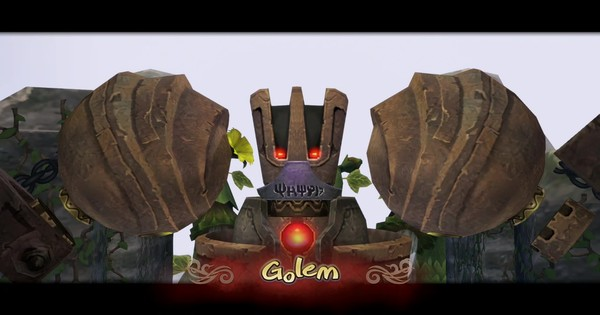 Golem - Boss Guide & Tips | FFCC (Final Fantasy Crystal Chronicles Remastered) - GameWith