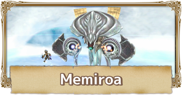 Memiroa - Boss Guide & Tips | FFCC (Final Fantasy Crystal Chronicles Remastered) - GameWith