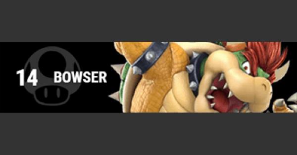 Super Smash Bros Ultimate | BOWSER: Gameplay Tip, Moveset, Final Smash, Unlock | SSBU