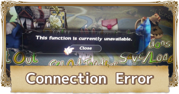 Server Maintenance & Error Code | FFCC (Final Fantasy Crystal Chronicles Remastered) - GameWith