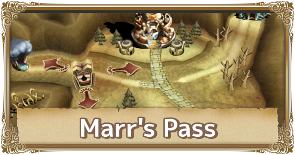 Marr's Pass - Map Location & Items | FFCC (Final Fantasy Crystal Chronicles Remastered) - GameWith