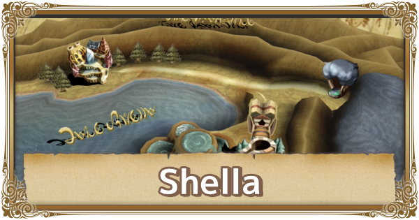 Shella - Map Location & Items | FFCC (Final Fantasy Crystal Chronicles Remastered) - GameWith