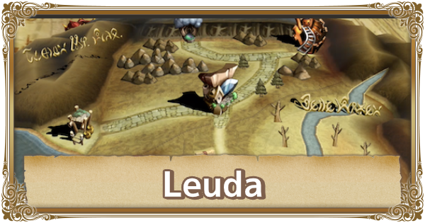 Leuda - Map Location & Items | FFCC (Final Fantasy Crystal Chronicles Remastered) - GameWith