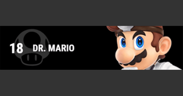 Super Smash Bros Ultimate | DR. MARIO: Gameplay Tip, Moveset, Final Smash, Unlock | SSBU