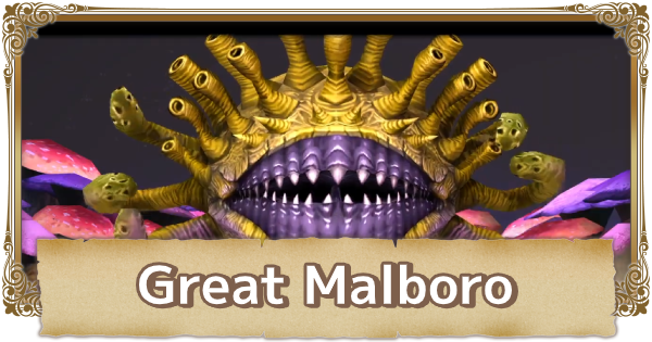 Great Malboro - Boss Guide & Tips | FFCC (Final Fantasy Crystal Chronicles Remastered) - GameWith