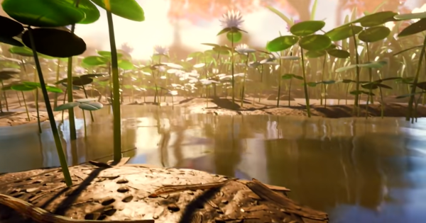 Grounded | Koi Pond Biome - New Environment & Area Details - GameWith