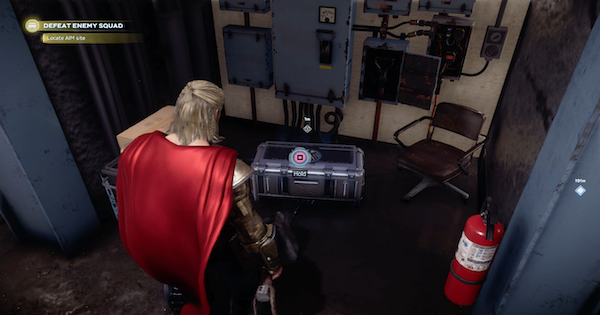 Marvel's Avengers | How To Loot SHIELD Cache - Where To Find - GameWith