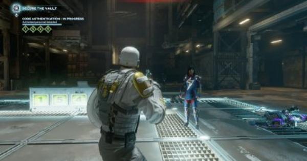 Marvel's Avengers | Forest Vault (Elite) - Vault Mission Walkthrough - GameWith