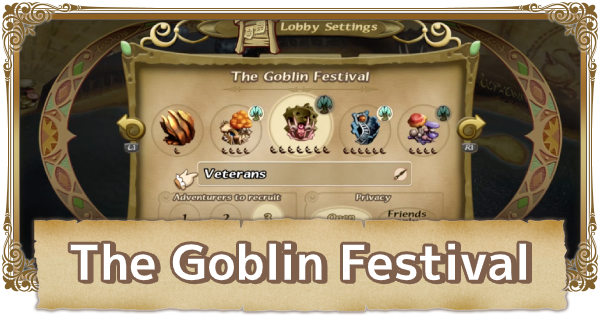 The Goblin Festival Map Walkthrough & Obtainable Items | FFCC (Final Fantasy Crystal Chronicles Remastered) - GameWith