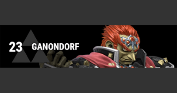 Super Smash Bros Ultimate Ganondorf Gameplay Tip Moveset