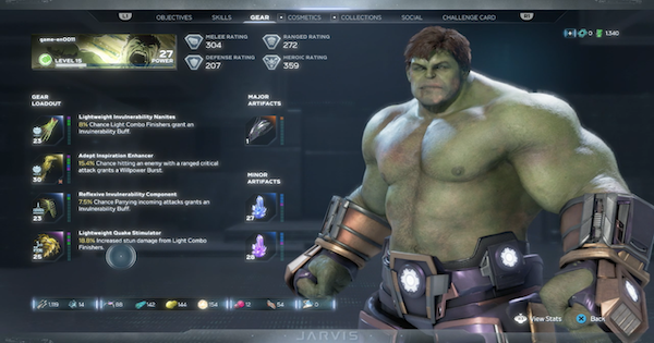 Marvel's Avengers | Best Hulk Build - Perks, Attributes & Skills  - GameWith