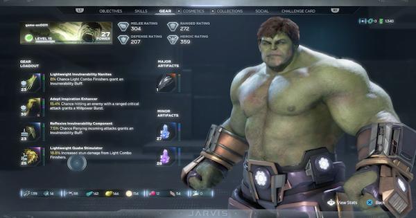 Marvel's Avengers | Best Hulk Build - Perks, Attributes & Skills  - GameWith