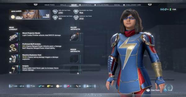Marvel's Avengers | Best Ms. Marvel (Kamala Khan) Builds - Perks, Attributes & Skills - GameWith