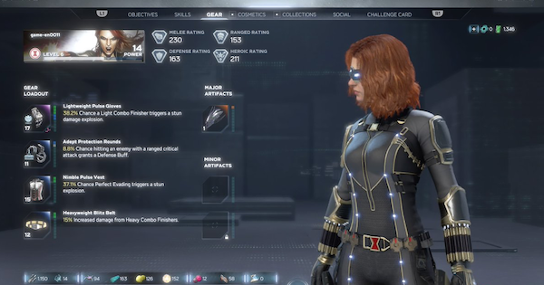 Marvel's Avengers | Best Black Widow Build - Perks, Attributes & Skills - GameWith