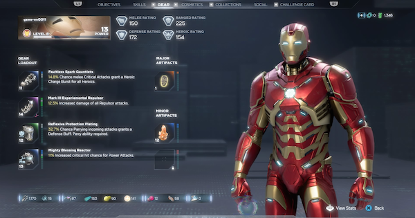 Marvel's Avengers | Best Iron Man Build - Perks, Attributes & Skills - GameWith