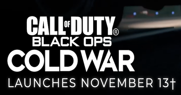 Call Of Duty Cold War 2020 Release Date Black Ops Cold War Gamewith