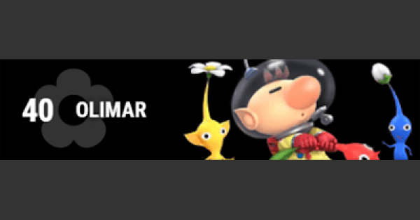 Super Smash Bros Ultimate | OLIMAR: Gameplay Tip, Moveset, Final Smash, Unlock | SSBU
