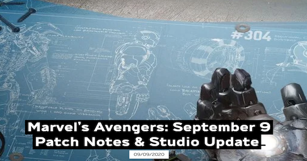 Marvel's Avengers | Update 1.06 - Patch Notes - GameWith