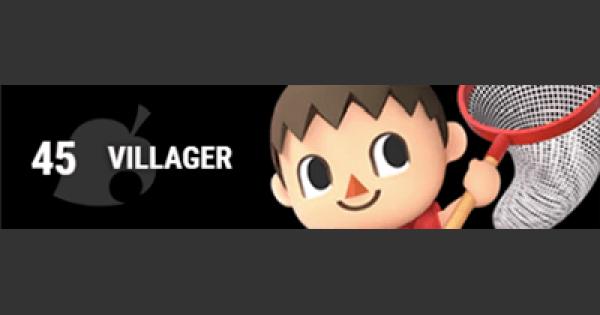 Super Smash Bros Ultimate | VILLAGER: Gameplay Tip, Moveset, Final Smash, Unlock | SSBU