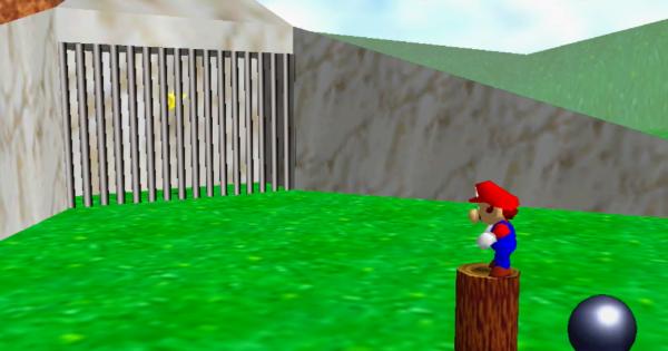 Behind Chain Chomp's Gate Walkthrough Guide | Super Mario 64 Switch - GameWith