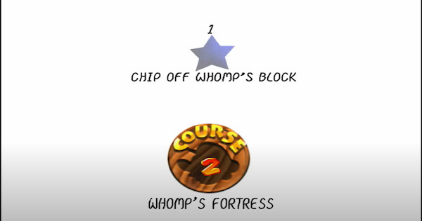 Chip Off Whomp's Block Walkthrough Guide | Super Mario 64 Switch - GameWith