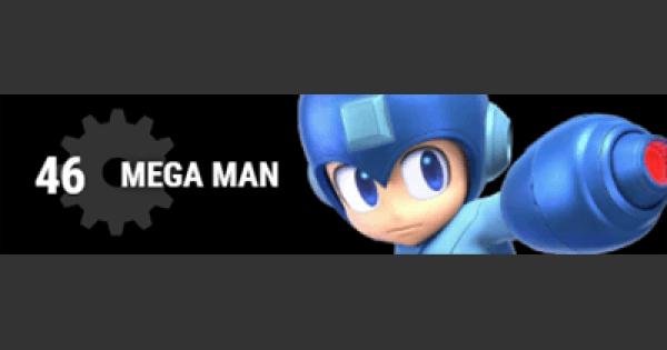 Super Smash Bros Ultimate | MEGA MAN: Gameplay Tip, Moveset, Final Smash, Unlock | SSBU