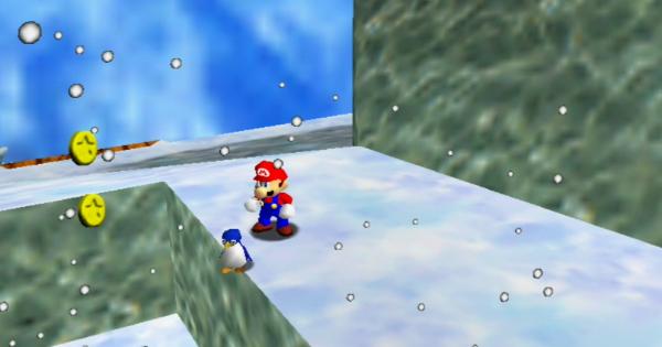 Li'l Penguin Lost Walkthrough Guide | Super Mario 64 Switch - GameWith