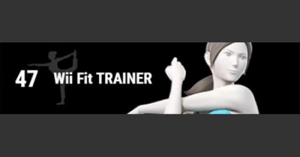 Super Smash Bros Ultimate | Wii Fit TRAINER: Gameplay Tip, Moveset, Final Smash, Unlock | SSBU