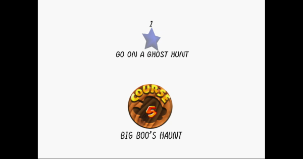 Go On A Ghost Hunt Walkthrough Guide | Super Mario 64 Switch - GameWith