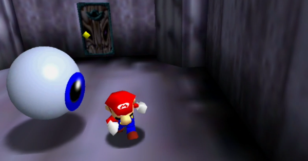 Seek The 8 Red Coins Walkthrough Guide   Super Mario 64 Switch - GameWith