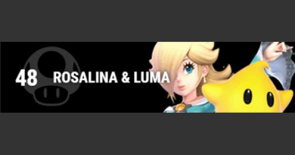 Super Smash Bros Ultimate | ROSALINA & LUMA: Gameplay Tip, Moveset, Final Smash, Unlock | SSBU
