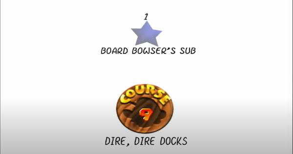 Board Bowser's Sub Walkthrough Guide   Super Mario 64 Switch - GameWith