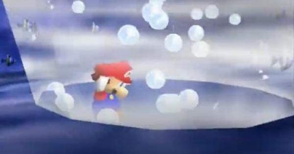 The Manta Ray's Reward Walkthrough Guide | Super Mario 64 Switch - GameWith