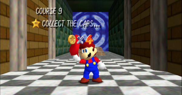 Collect the Caps... Walkthrough Guide   Super Mario 64 Switch - GameWith