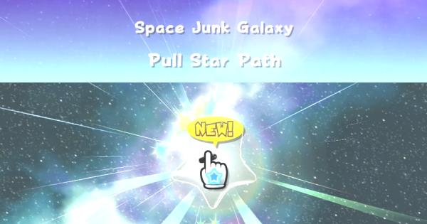Space Junk Galaxy Walkthrough Guide | Super Mario Galaxy Switch - GameWith