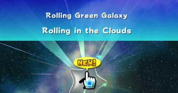 Rolling Green Galaxy Walkthrough Guide | Super Mario Galaxy Switch - GameWith