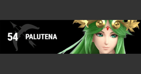 Super Smash Bros Ultimate | PALUTENA: Gameplay Tip, Moveset, Final Smash, Unlock | SSBU