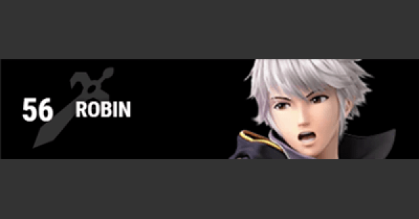 Super Smash Bros Ultimate | ROBIN - Fighter Rating & Unlocking Character | SSBU