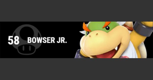 Super Smash Bros Ultimate | BOWSER JR.: Gameplay Tip, Moveset, Final Smash, Unlock | SSBU