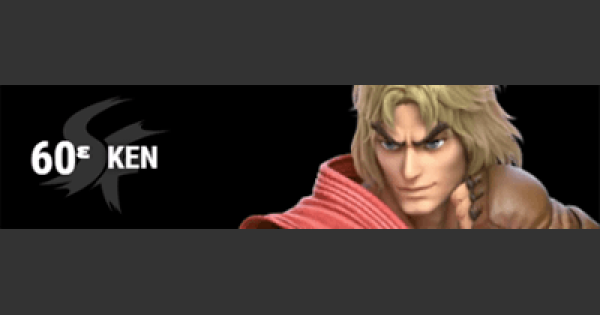 Super Smash Bros Ultimate | KEN: Gameplay Tip, Moveset, Final Smash, Unlock - GameWith