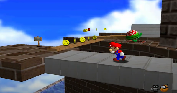 Whomp's Fortress Courses Guide | Super Mario 64 Switch - GameWith