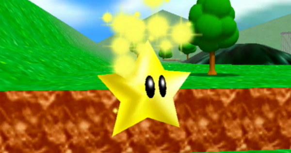 All Stars / Secret Stars - Guide & Locations List | Super Mario 64 Switch - GameWith