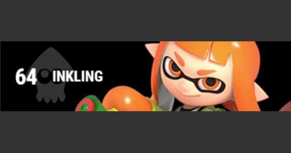 Super Smash Bros Ultimate | INKLING: Gameplay Tip, Moveset, Final Smash, Unlock | SSBU