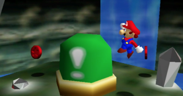 Metal Cap (Green Block) - Effect & How To Get | Super Mario 64 Switch - GameWith