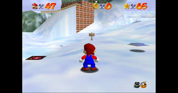 Snowman's Land Courses Guide | Super Mario 64 Switch - GameWith