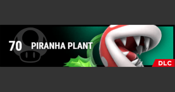 Super Smash Bros Ultimate | PIRANHA PLANT - Fighter Rating & Unlocking | SSBU