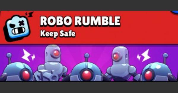Brawl Stars | Robo Rumble Mode - Guide & Tips