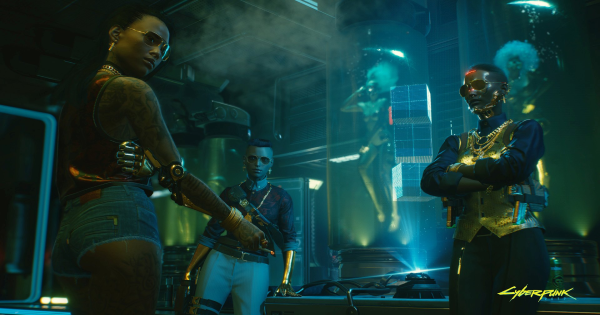Cyberpunk 2077 | All Characters List - GameWith
