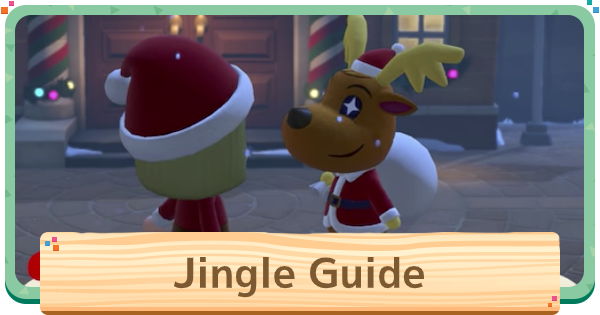 Jingle Guide - When Does He Appear?